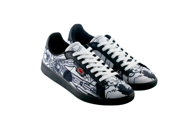 Daily Crush: Lacoste L!ve x Tezuka Sneakers