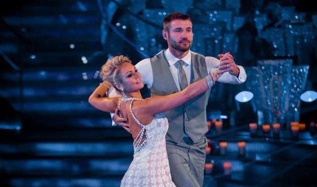 WATCH: Ben Cohen Waltzing