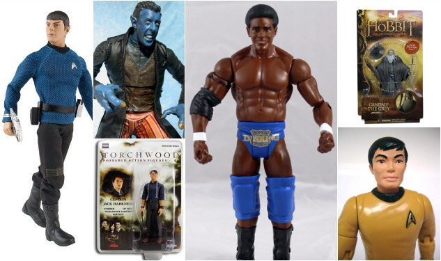 16 of the Gayest Action Figures