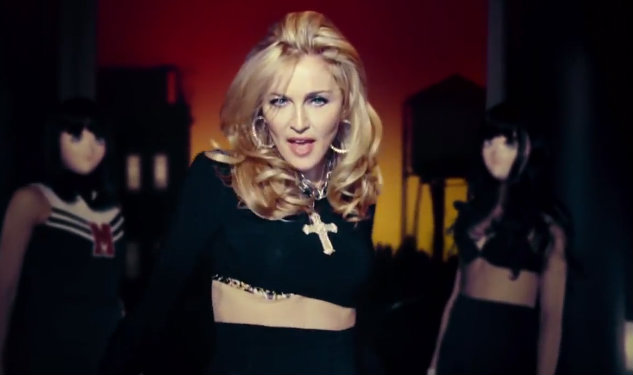 Madonna's Banned From A Chain Of Cinemas