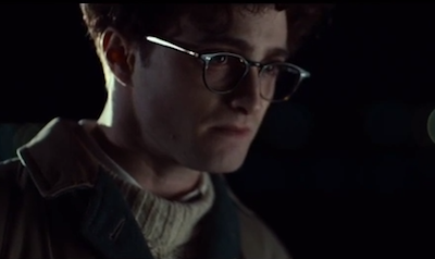 WATCH: Daniel Radcliffe Recite a Ginsberg Poem in a Boat in Kill Your Darlings