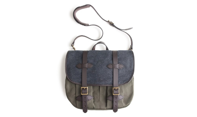 Daily Crush: Filson Rugged Twill Bag For J.Crew