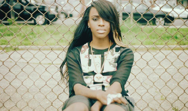 LISTEN: Angel Haze Raps About Sexuality And Abuse On Her Cover of 'Same Love'
