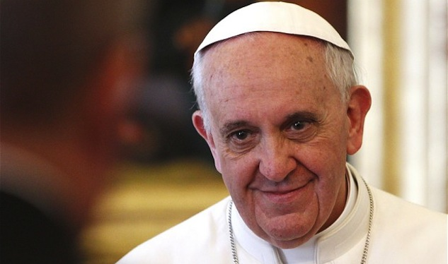 The Pope (Did Not) Support Same-Sex Marriage Today