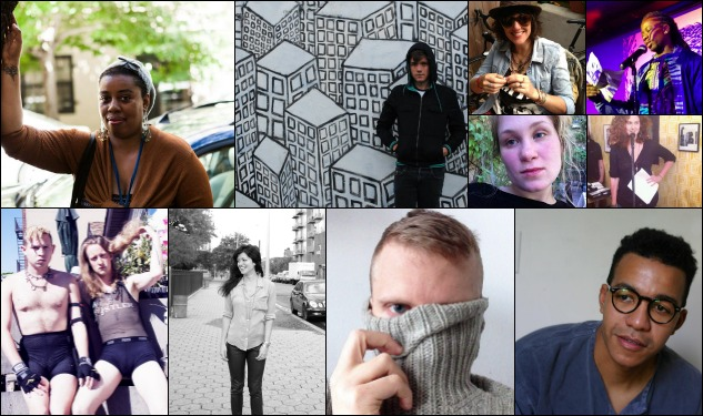 Queer/ Art/ Mentorship Announces 2013-2014 Fellows