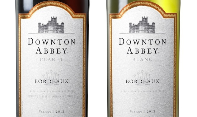 Downton Abbey Wine Collection Launches