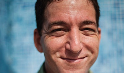 Behind the Story: Glenn Greenwald, Enemy of the State