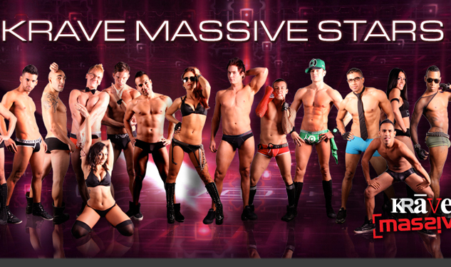 Vegas' Biggest Gay Club Back from the Dead