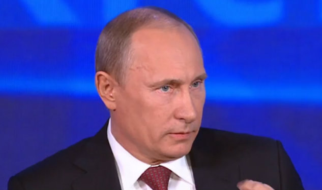 Putin Promises Sochi Olympics Will Be Safe For Gays