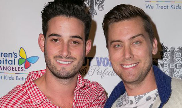 Lance Bass' Family Plans