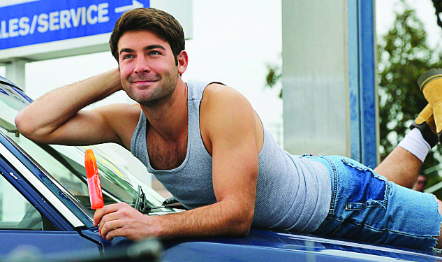 James Wolk Gives Us His Best Pin-Up Pose