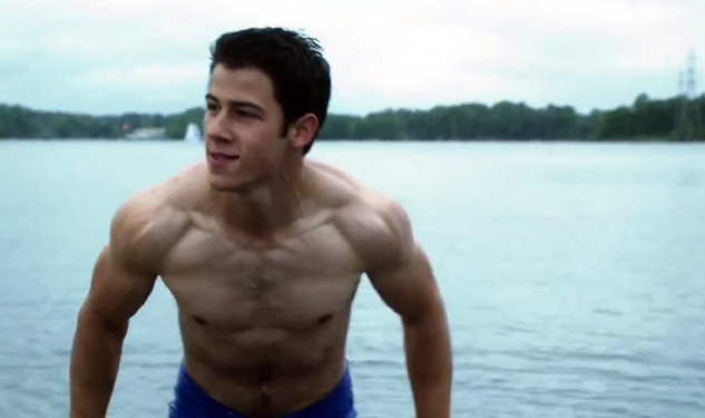 WATCH: Nick Jonas Teases First Starring Film Role