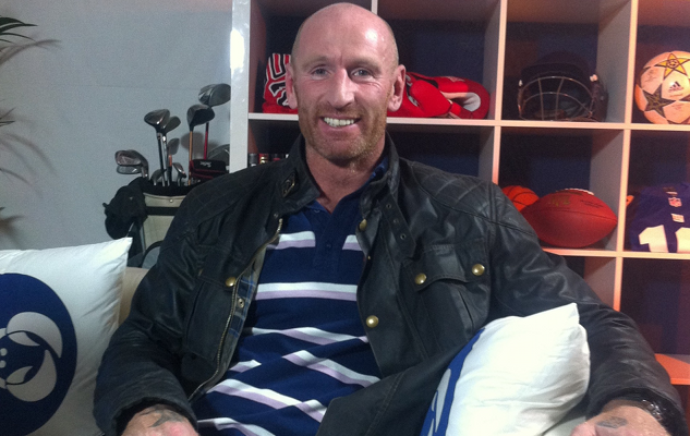 Gareth Thomas And James Haskell Discuss Homosexuality In Sports And Sochi