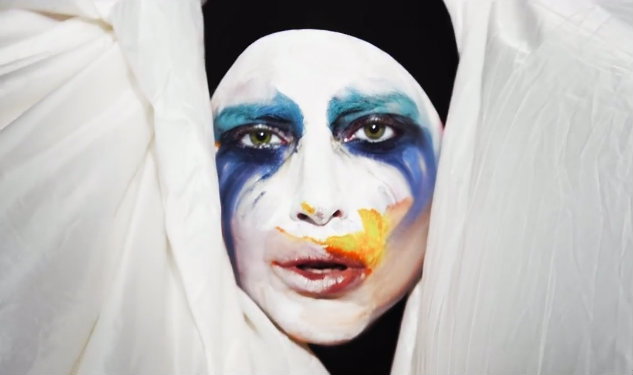 Lady Gaga's Secret 'artRave' To Be Live-Streamed On Sunday