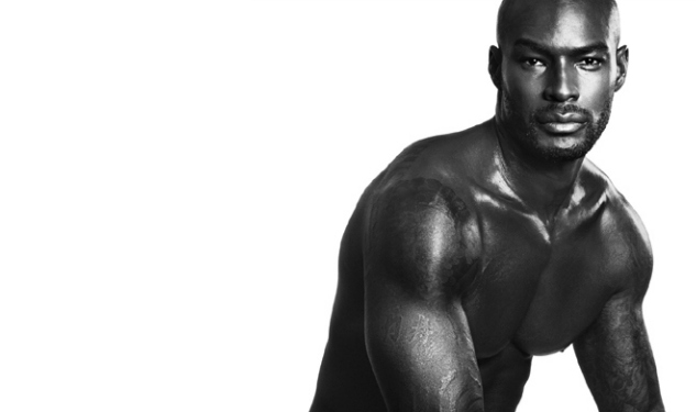 Tyson Beckford Naked With Trans Model Ines Rau