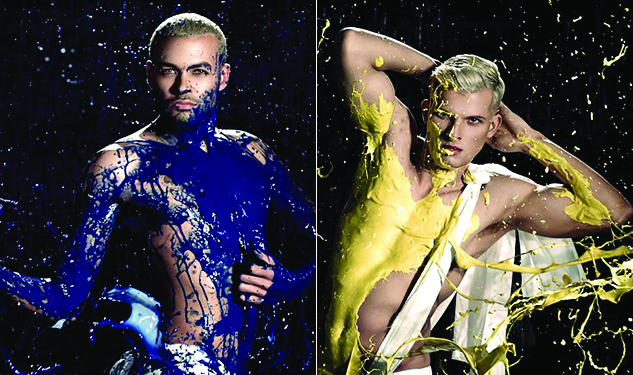 Looking Back on the Male Contestants of America's Next Top Model