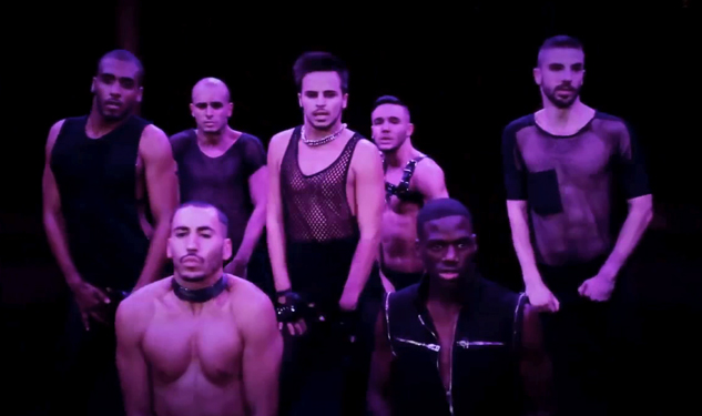 "WATCH: Yanis Marshall Gives Us The ""Work Bitch"" Video We Really Wanted"