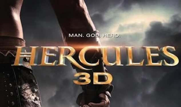 Kellan Lutz as Hercules