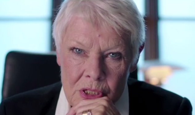 WATCH: Judi Dench Stick It To The MPAA