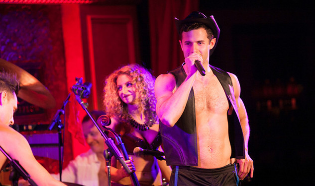 WATCH: Roe Hartrampf Strips Down To His Skivvies During Magic Mike Medley