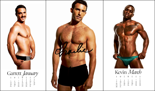 Daily Crush: The Charlie Fan Calendar by Matthew Zink