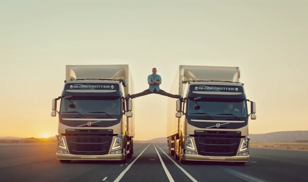 WATCH: Jean-Claude Van Damme Does 'The Most Epic Of Splits'