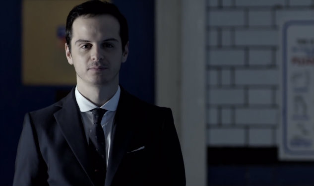 'Sherlock' Star Andrew Scott Came Out