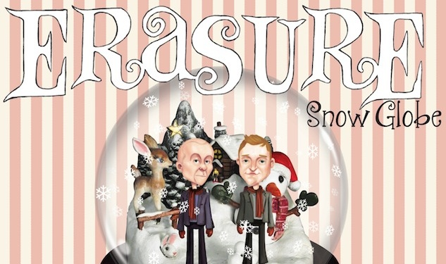 Erasure's Andy Bell On the Magic & Melancholy of Christmas