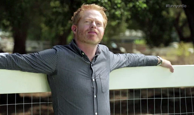 WATCH: Jesse Tyler Ferguson and George Takei Star in The First Gay Bachelor