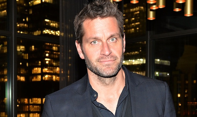 Peter Hermann On Playing Judi Dench's Gay Son-In-Law