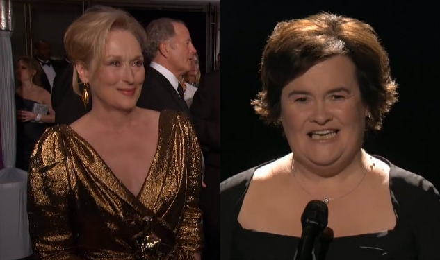 Meryl Streep Might Play Susan Boyle In Biopic