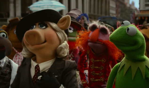 The New Muppets Movie Looks Epic