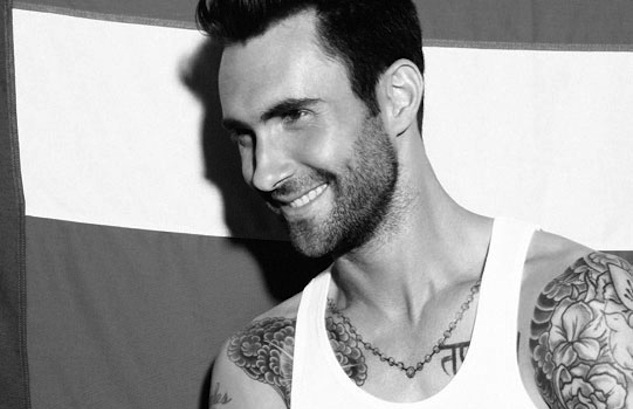 Adam Levine 'Sexiest Man Alive' People Cover Revealed!