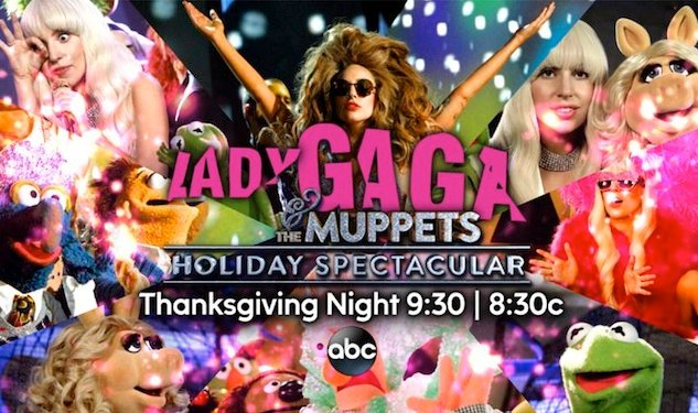 Ready For Gaga's Muppet Spectacular?