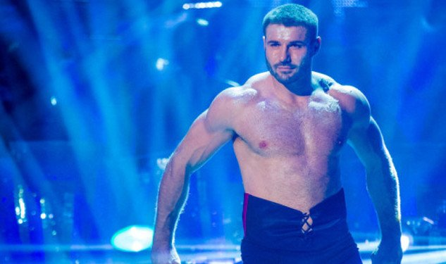GIF Wall: Ben Cohen's Sexiest Moments on Strictly Come Dancing