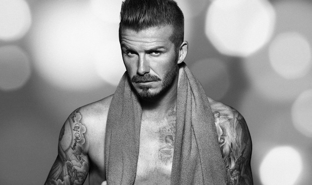 David Beckham Discusses Teen Sexual Hazing