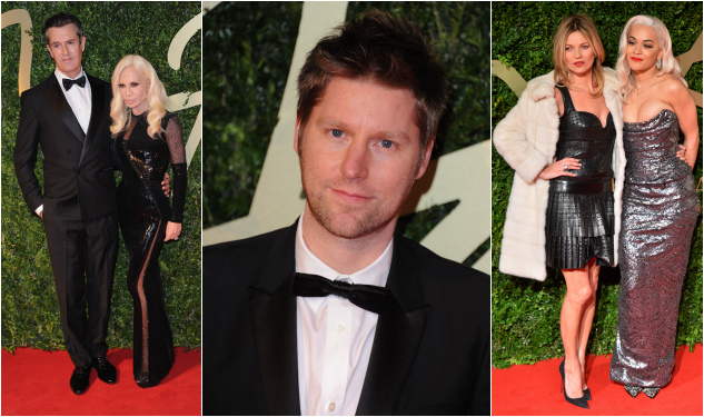 British Fashion Awards: Christopher Bailey Wins Menswear Designer of The Year