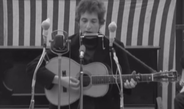 France Charges Bob Dylan With Hate Crime