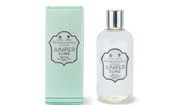Daily Crush: Penhaligon's Juniper Sling Bath & Shower Gel
