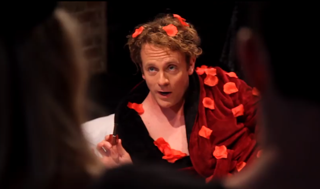 WATCH: How To Film A Sex Scene With Drew Droege