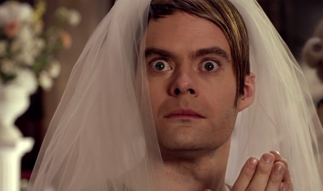 Quote of the Day: Bill Hader Wanted Stefon's Goodbye to Be Emotional