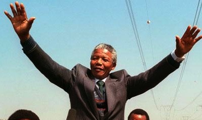 Nelson Mandela Died Today at 95