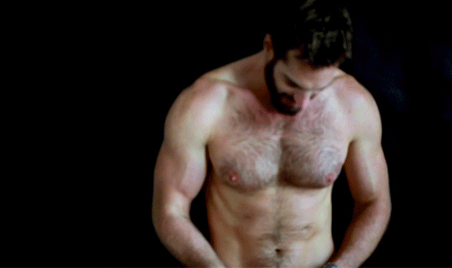GIF Wall: Learn How To Charm The Camera With Model Marc Buckner