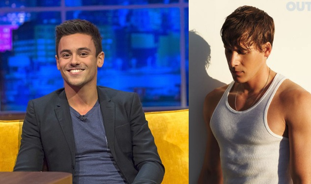 Tom Daley: 'It Really Was Love at First Sight'