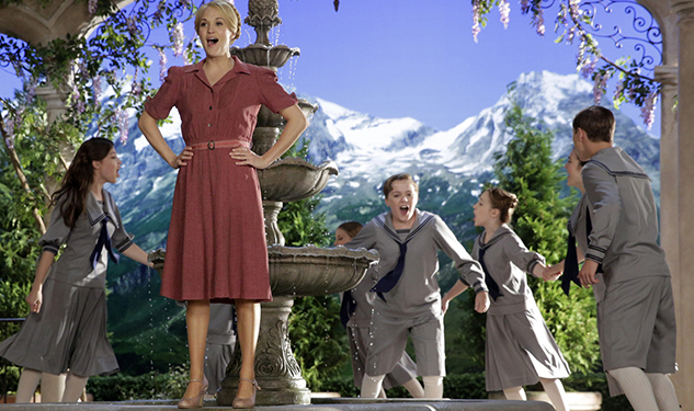 Listen to The Sound Of Music Live Soundtrack