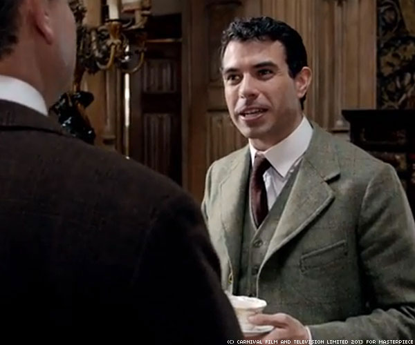 Meet Tom Cullen Downton Abbey's Lord Gillingham | Out Magazine