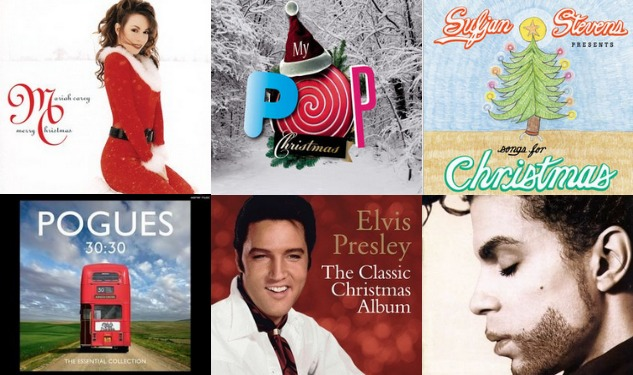 Christmas Songs: A Year-Round Playlist
