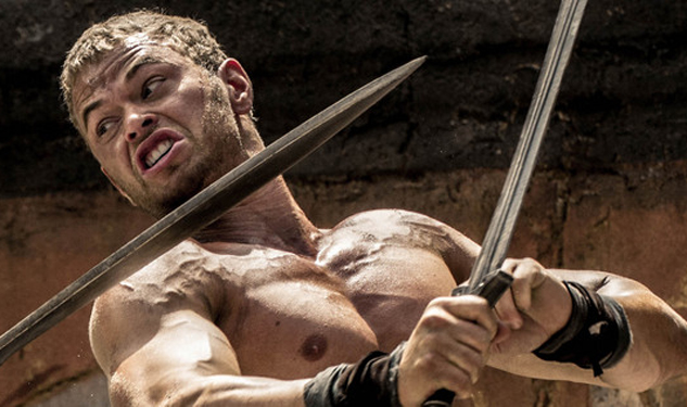 Today in Kellan Lutz