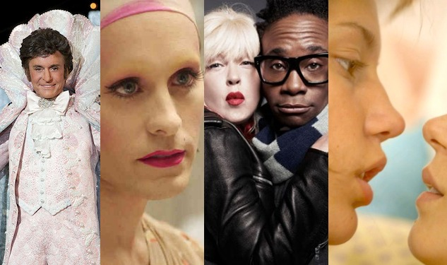 The Eight Gayest Show Biz Stories of 2013