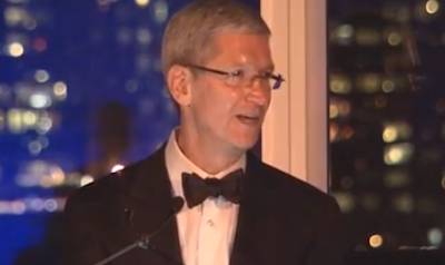 Tim Cook Speaks About Human Rights, Gay Rights & Discrimination